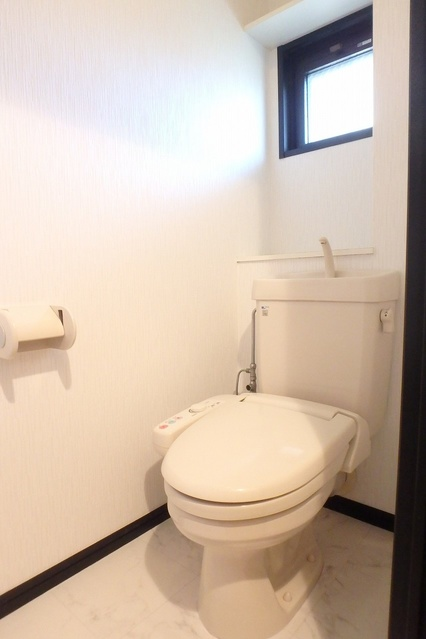 クレールマノワール / 203号室トイレ