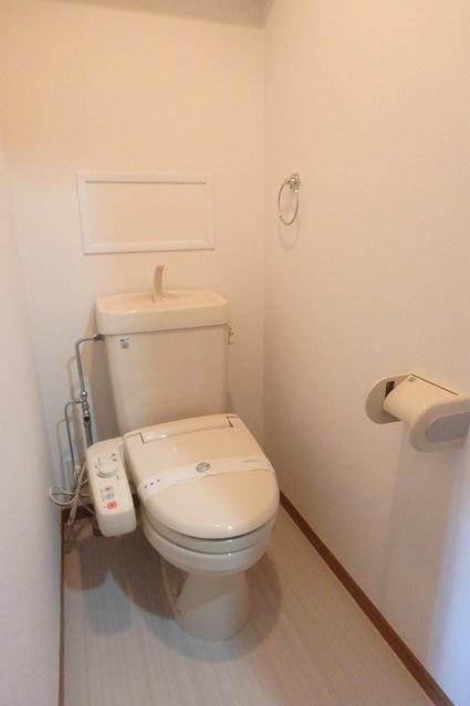 シーラ・プラッツ / 403号室トイレ
