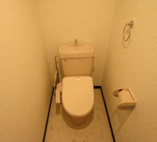 アゼリアⅡ / 402号室トイレ