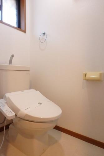 ジュネス10 / 202号室トイレ