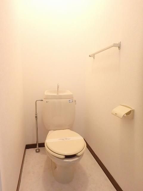 プレジデント正弥 / 1-107号室トイレ