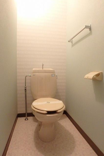 プレジデント正弥 / 1-208号室トイレ