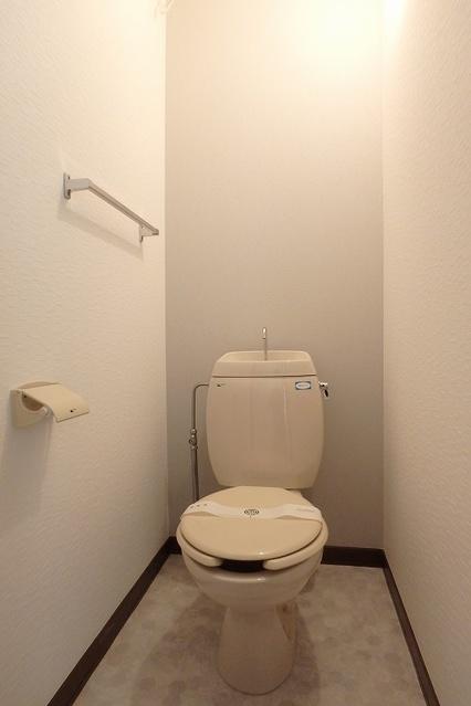 プレジデント正弥 / 1-210号室トイレ