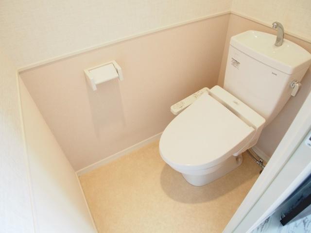 エスパシオ フェリス大野城 / 403号室トイレ