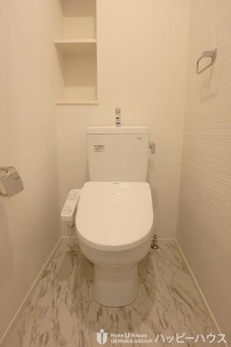 サクセス上大利 / 302号室トイレ