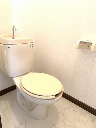 アマゾン正弥Ⅱ / 101号室トイレ