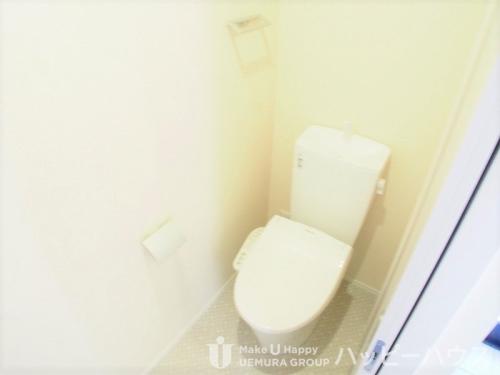 セゾン アヴニール / 102号室トイレ