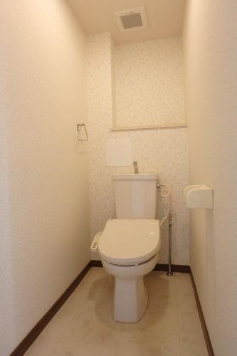 シティハイツ春日 / 302号室トイレ