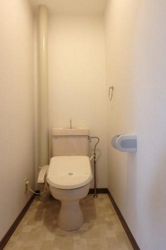 シュロス大谷 / 402号室トイレ