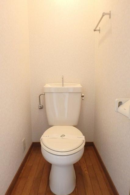 ベルーナふくとみ / 202号室トイレ