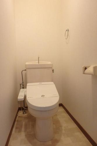 アムール8 / B-202号室トイレ