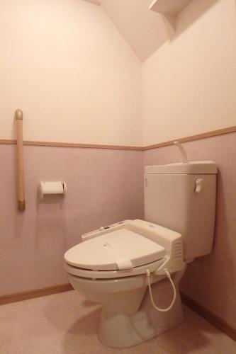 アーバニティー春日原 / 705号室トイレ