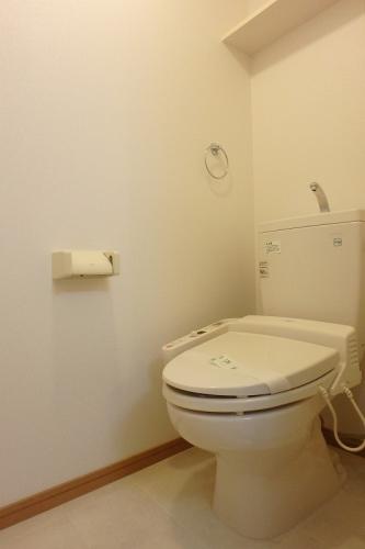 ソフィアパレス / 102号室トイレ
