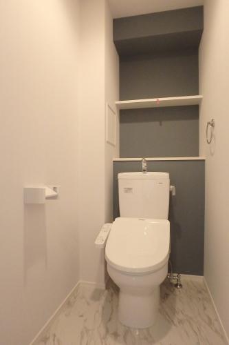 Precious春日原 / 401号室トイレ