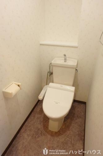 ファミール大谷 / 305号室トイレ