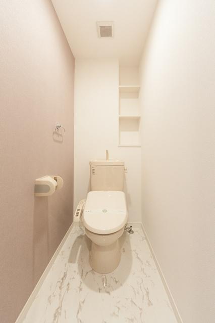 ※グランドラインⅡ / 203号室トイレ