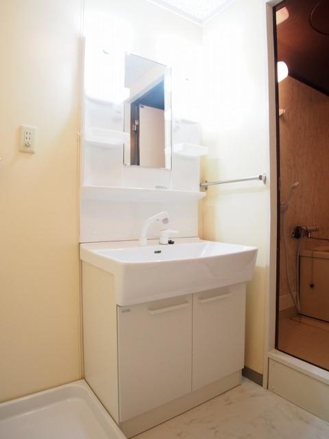 レスピーザ53 / 708号室洗面所