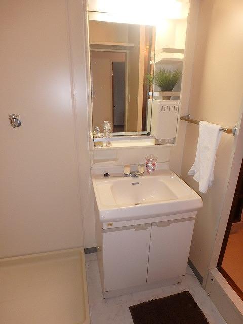 レスピーザ53 / 710号室洗面所
