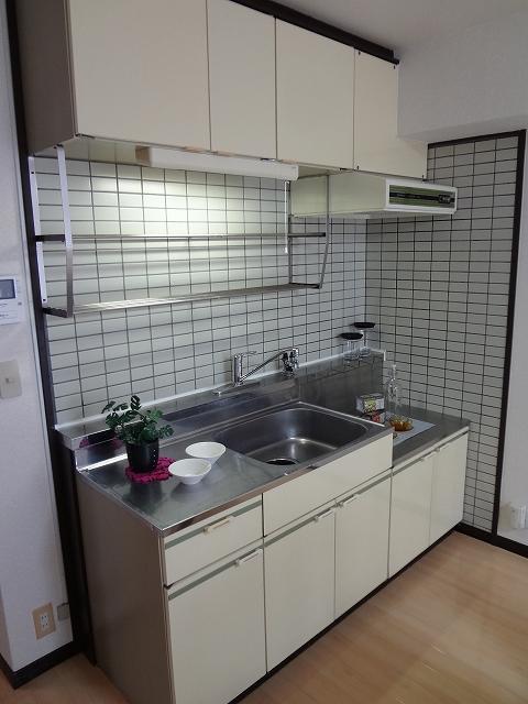 フレグランス20 / 406号室キッチン
