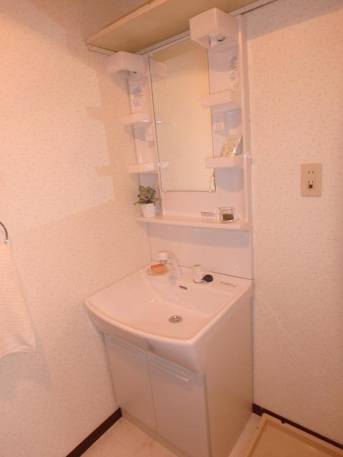 サンハイツ森山 / 102号室洗面所