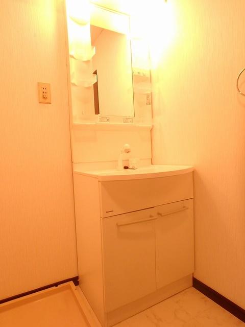 サンハイツ森山 / 203号室洗面所
