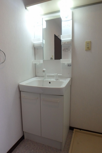 サンハイツ森山 / 205号室洗面所