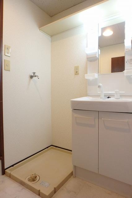 サンハイツ森山 / 206号室洗面所