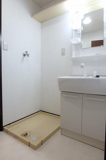 サンハイツ森山 / 403号室洗面所