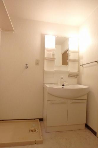 エクセレント中嶋 / 402号室洗面所