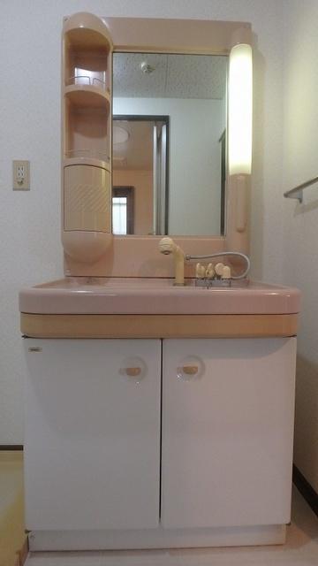 セントラルハイツ / 303号室洗面所