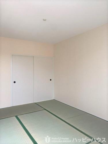 メロディハイツ山田 / 201号室収納