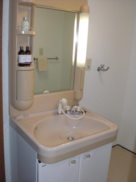 フレックス20 / 303号室洗面所