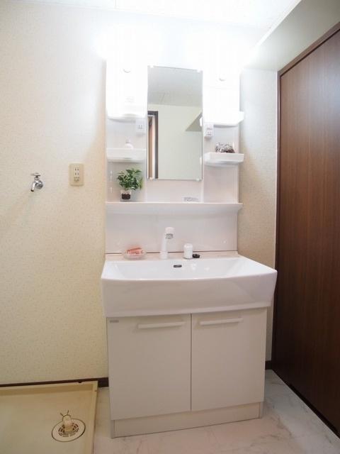 フレックス20 / 403号室洗面所