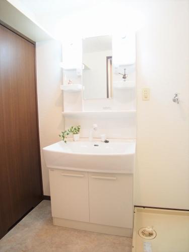 フレックス20 / 405号室洗面所