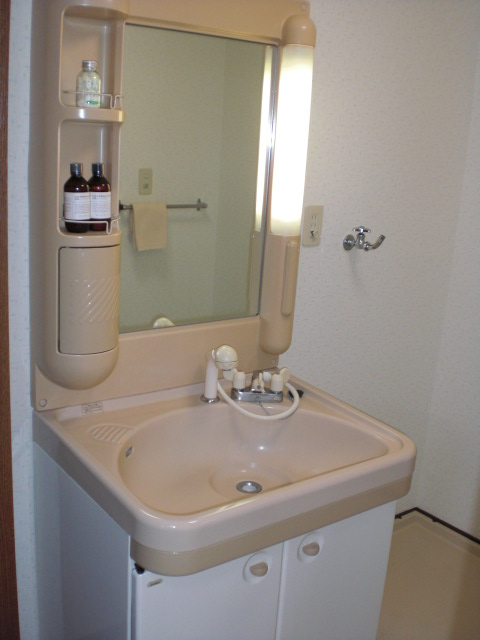 フレックス20 / 406号室洗面所
