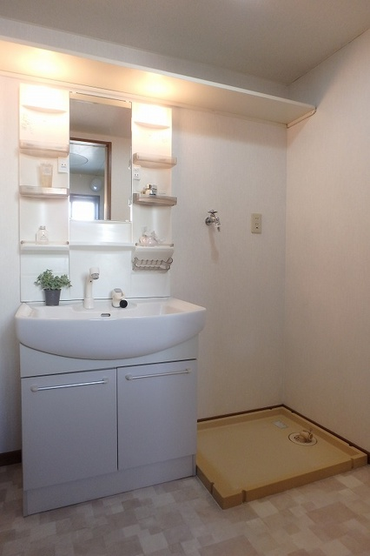 高義ビルⅡ / 202号室洗面所