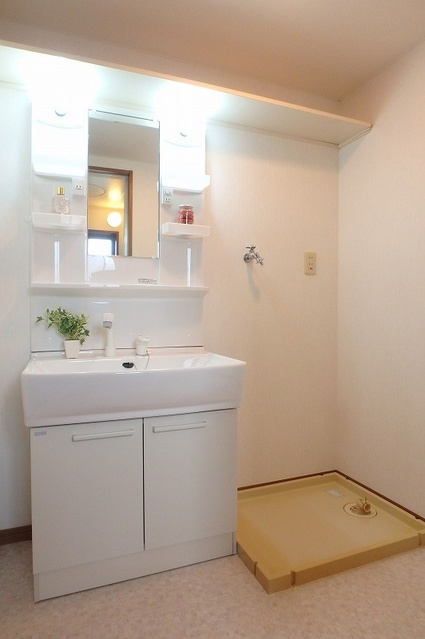 高義ビルⅡ / 305号室洗面所