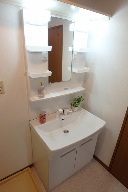 高義ビルⅡ / 306号室洗面所