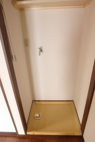 ジュネス東大利 / 105号室洗面所