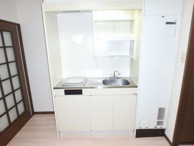 ジュネス東大利 / 302号室キッチン