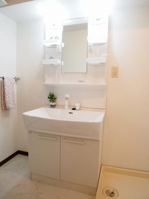 レスピーザⅡ / 405号室洗面所