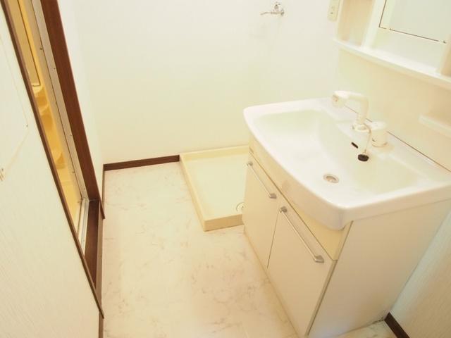 レスピーザⅡ / 601号室洗面所