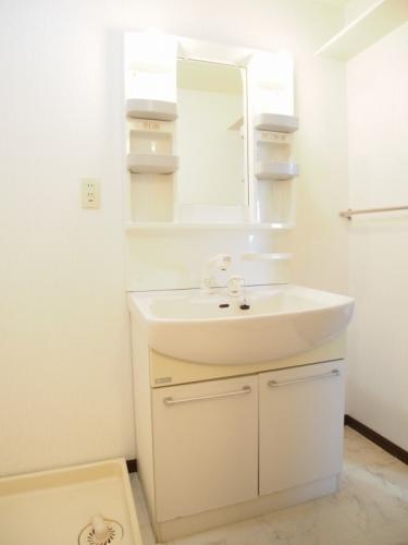 レスピーザⅡ / 606号室洗面所