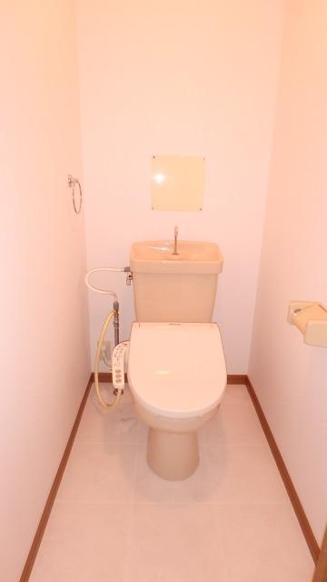 コスモス'95 / 201号室トイレ