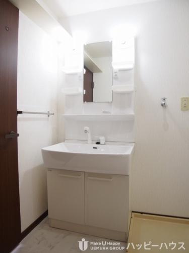クレセント下大利 / 401号室洗面所