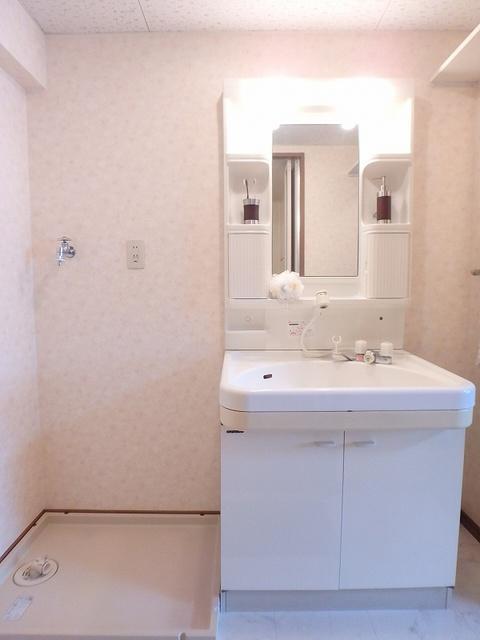 グレースマンション大野城 / 201号室洗面所