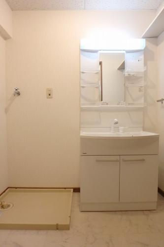 グレースマンション大野城 / 603号室洗面所