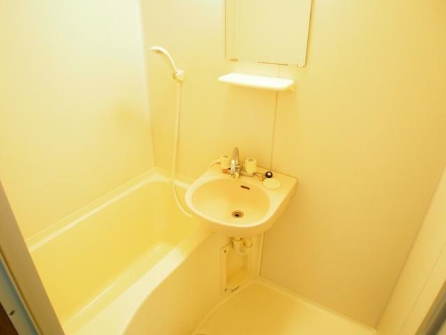 ベルハイツ / 205号室洗面所