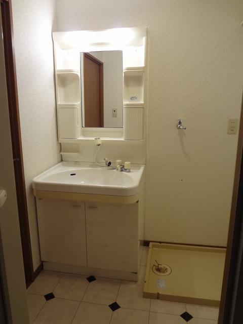 シャルム大野城 / 402号室洗面所