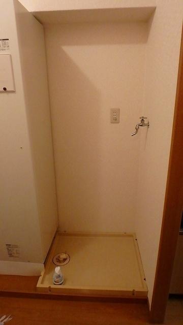 アネモス春日原 / 504号室洗面所